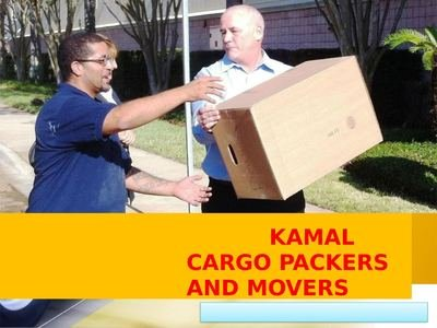 Kamal Cargo Relocation services