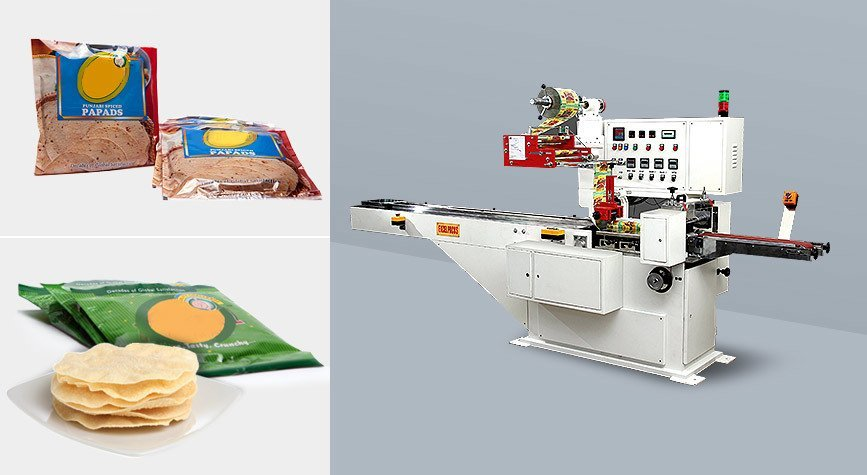 Food Wrapping Machine