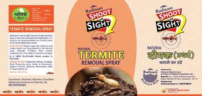 Radiaant Shoot At Sight Termite Spray