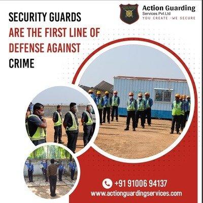 Top 5 security agencies in South - Industrial Security