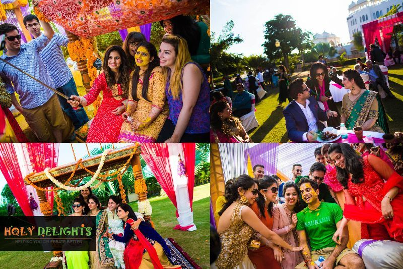 Opt for a destination nuptial with wedding planner in Kolkata