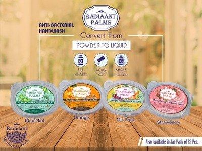 Radiaant Palms Anti Bacterial Hand wash