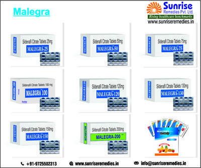Sildenafil Citrate Products