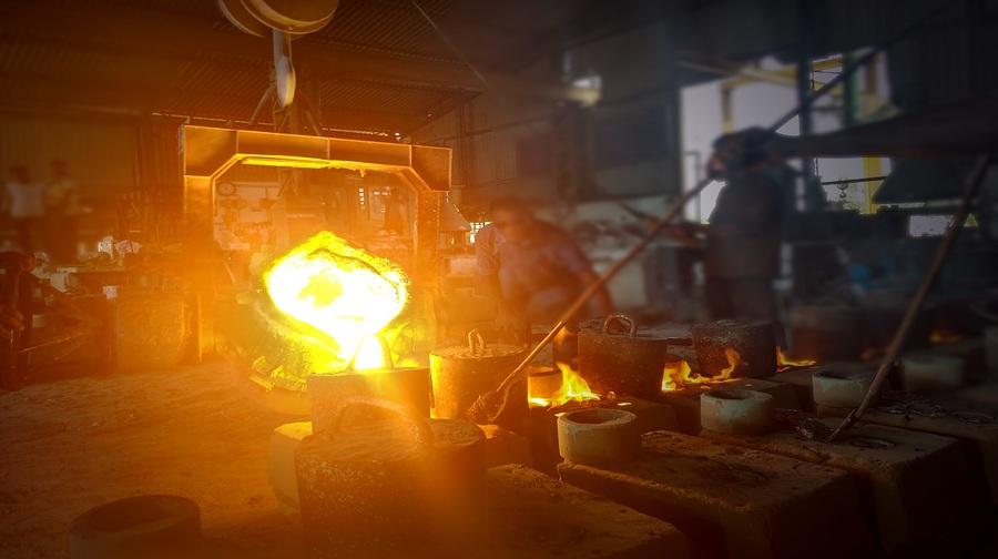 Steel Casting foundries in coimbatore | Karamadai |Tamil Nadu