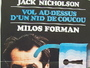 One Flew Over the Cuckoo's Nest - Oscar Poster (Petit French) Movie PosterSKU: ge-21344