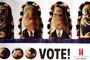JOOP JEANS: VOTE PosterSKU: ge-20243